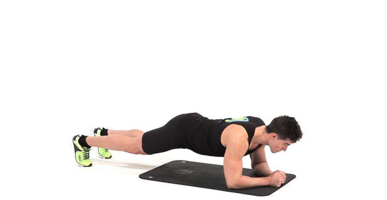 esercizi efficaci per tonificare il tuo corpo, plank abs glutei