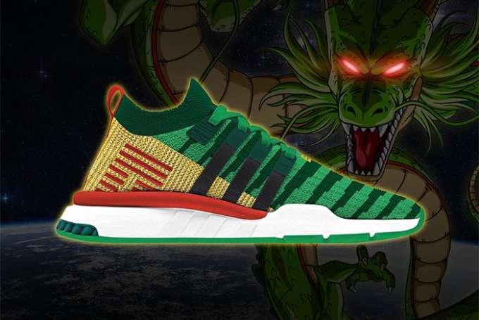 Adidas: arrivano le nuove scarpe in stile Dragon Ball