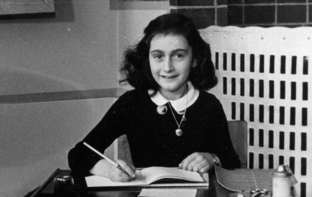 Anna Frank costume Halloween