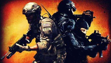 Counter Strike e Call of Duty