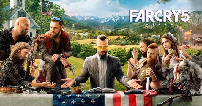 requisiti di sistema per PC di Far Cry 5