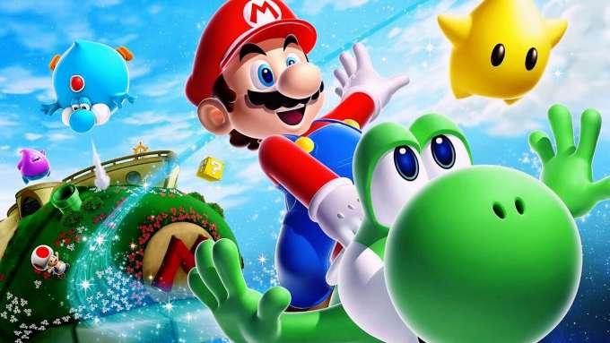 film di animazione su Super Mario Bros.