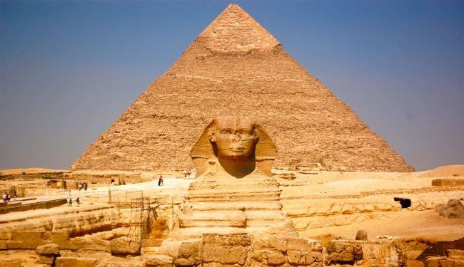 stanza scoperta nella Piramide di Giza