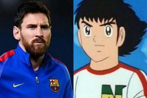 Holly e Lionel Messi (Foto by Fanpage)