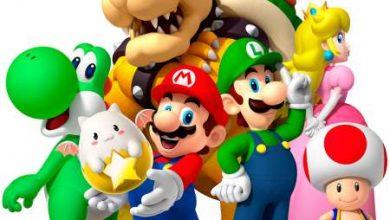 storia di Super Mario