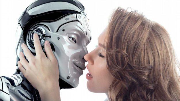 fare sesso con un robot