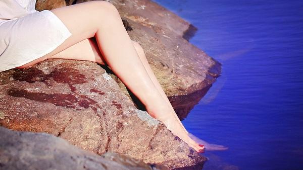 depilarsi le gambe